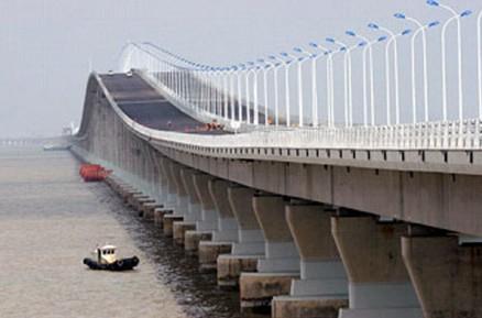 上海东海大桥智能化交通监控系统