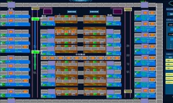 智能柔性生产物流管理系统