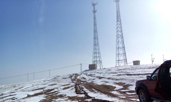 内蒙古包钢至白云稀土矿远距离传输网络系统