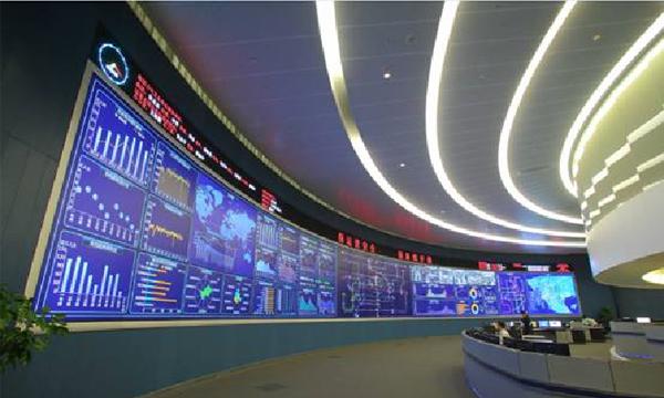 广州COCC通迅网络项目