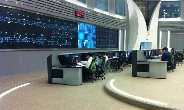 杭州地铁一号线ISCS综合监控系统