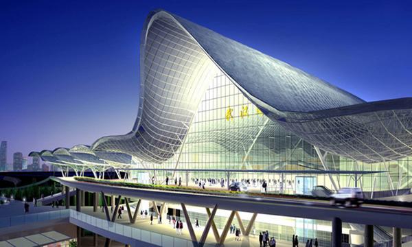 京石武高铁客运专线安全数据通信平台项目