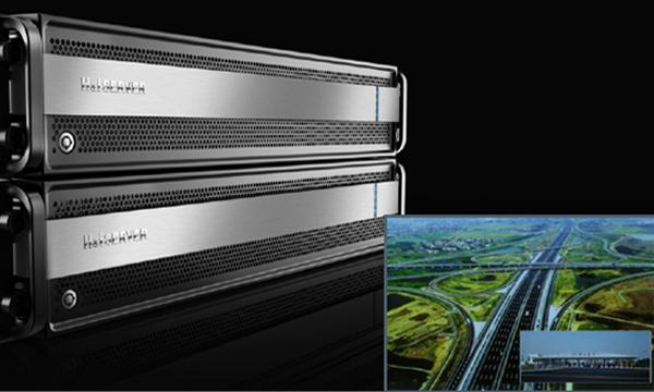 H&i Server高速公路收费与监控系统中的应用
