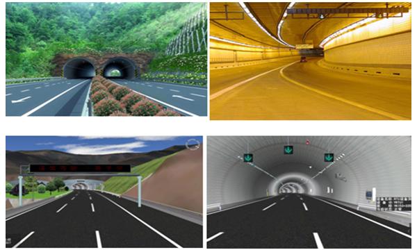 贵州凯里至雷山高速公路隧道机电监控系统