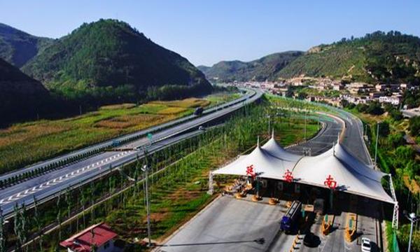 陕西西延高速隧道监控及控制平台
