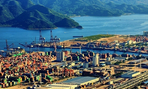 深圳盐田港港口边检网络交换机升级项目