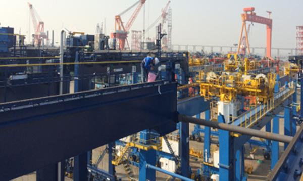 上海振华巴基斯坦轮胎吊RCMS无线系统项目