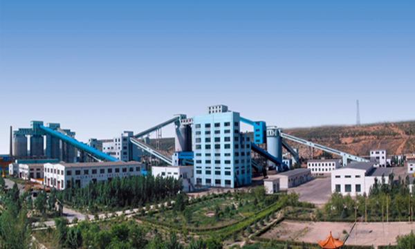 陕西上湾洗煤厂无线巡检系统