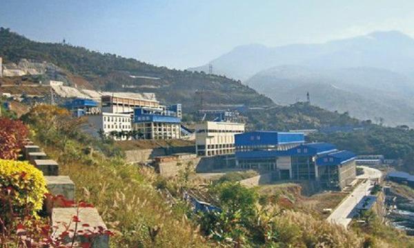 云南大红山铜矿人员定位系统