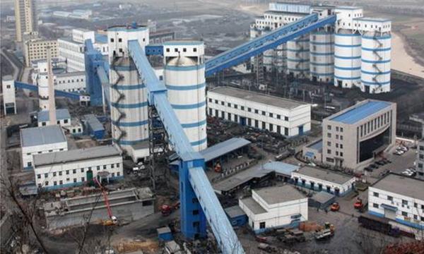 陕西大佛寺煤矿万兆工业网络平台