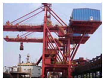 卸船机电控系统