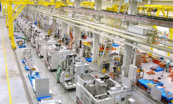機械、電子、輕工