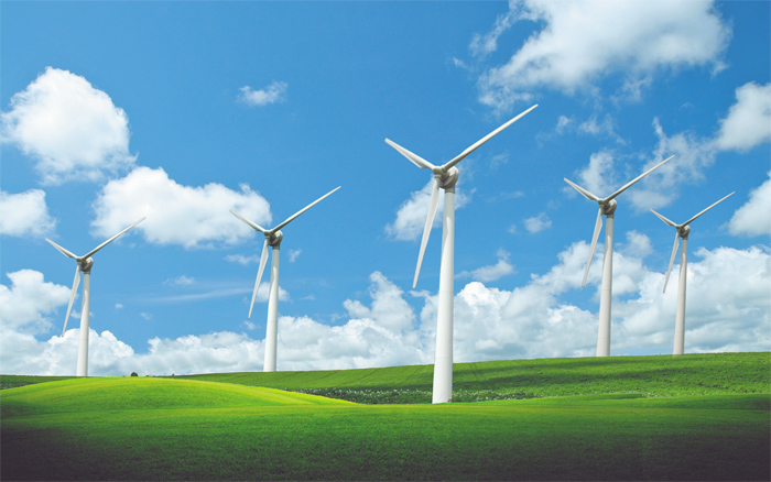 Remote Operation and Maintenance of New Energy Wind Farm