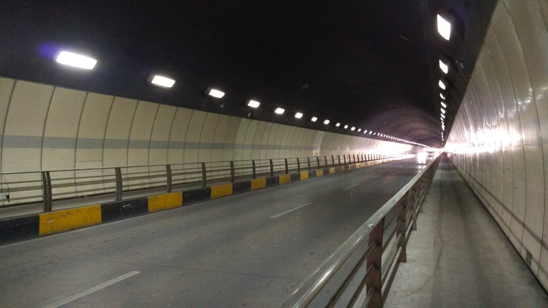 Integrated Monitoring Platform of Expressway Tunnels